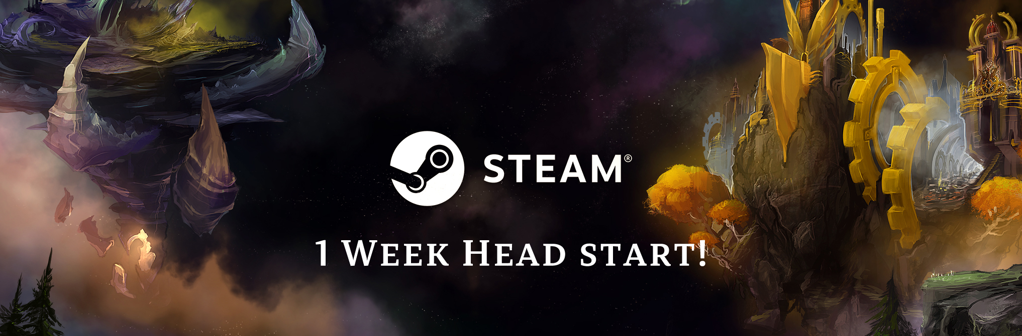 Steam Head Start!