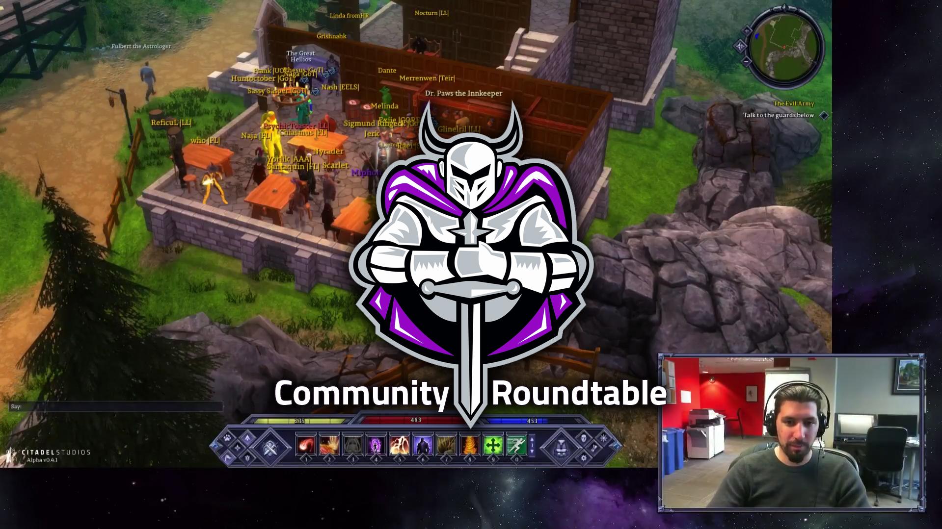 February Community Roundtable