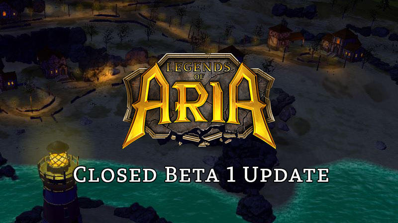 Closed Beta I Update
