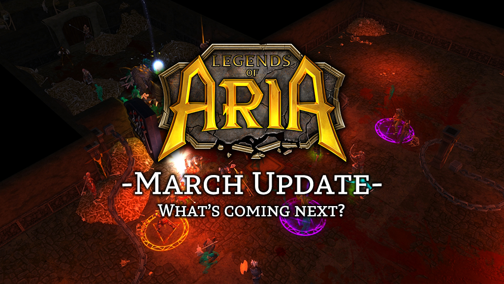 End of March Update Plan