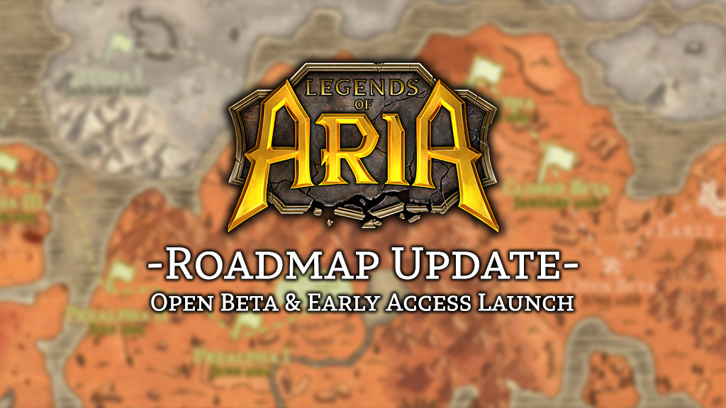 The Updated Road Map is Here!