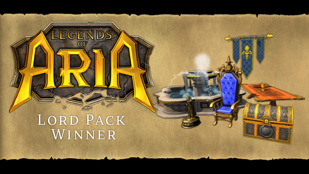 And the Lord Pack Winner Is…