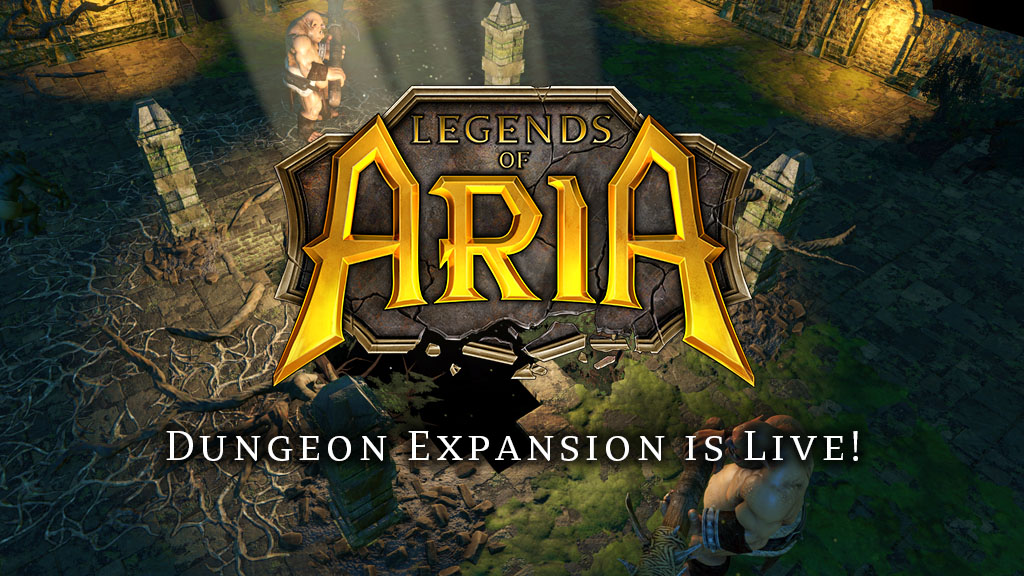 Point Release 2 – Dungeon Expansion Update is Live!