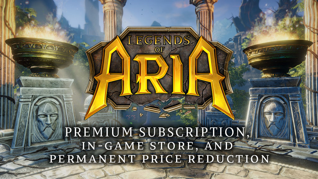 Premium Subscription, In-Game Store, and Permanent Price Reduction