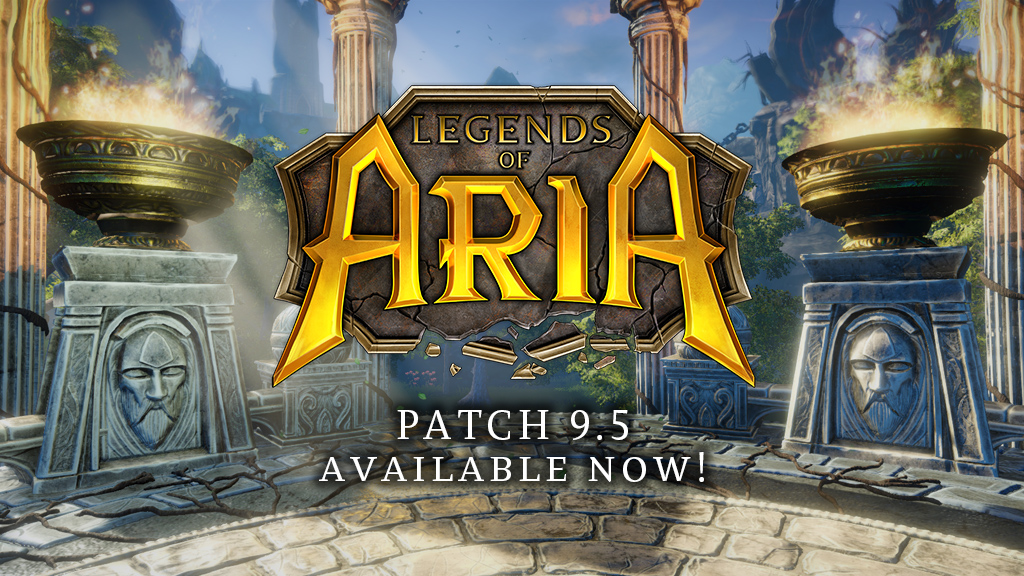 Patch 9.5 is Available Now