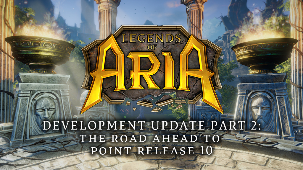 Development Update Part 2: The Road Ahead to Point Release 10