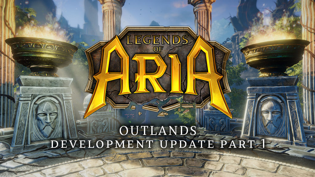 Outlands: Development Update Part 1