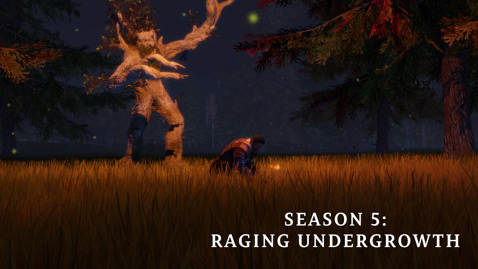 What's New in Season 5: Raging Undergrowth
