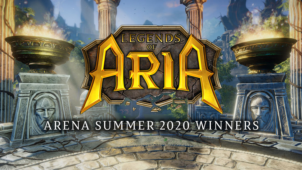 Arenas Summer 2020 Winners List