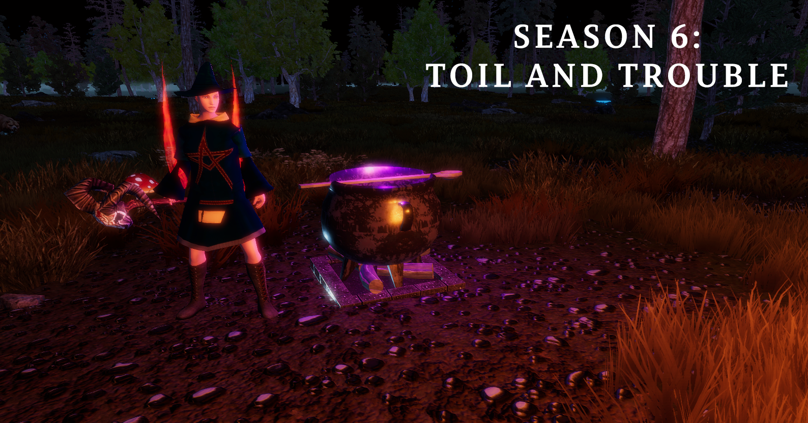 What's New With Season 6: Toil and Trouble